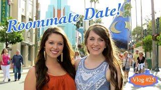 Vlog #25: Roommate Date Disney College Program!!!