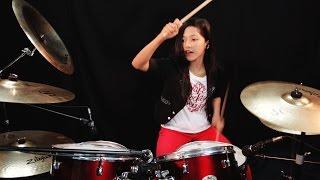 Maharaband - Putri Khayangan Drum Cover by Nur Amira Syahira