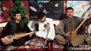 Qadrat ullah..beamli..Saraish Radio Studio New year 1396.. قدرت الله هنر دوست بسملی..استدیوی سرایش