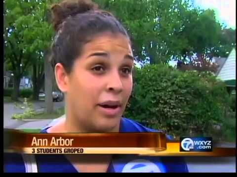 3 students groped in Ann Arbor