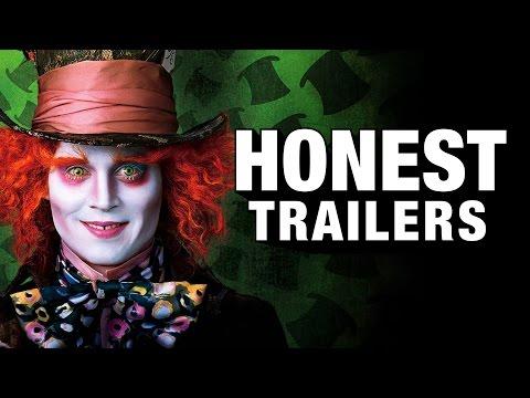 Honest Trailers Alice in Wonderland 2010