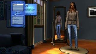 The sims 3.Создание персонажа.