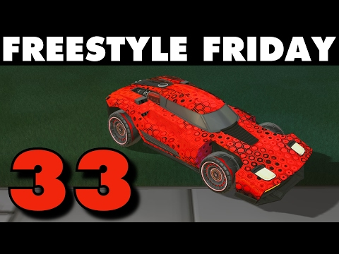 Rocket League | Freestyle Friday 33 (Best Goals & Funny Moments)