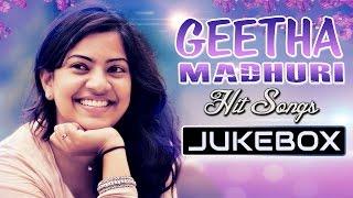 Geetha Madhuri (Singer) Latest Hit Songs Jukebox || Telugu Mass Songs