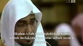 KasihNya Allah [Sheikh Solih Al Maghamsi]