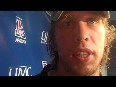 Nick Foles talks about The Citadel — and looks forward to Iowa