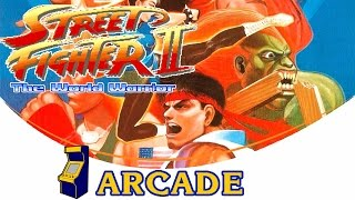 Street Fighter II: The World Warrior [Arcade]