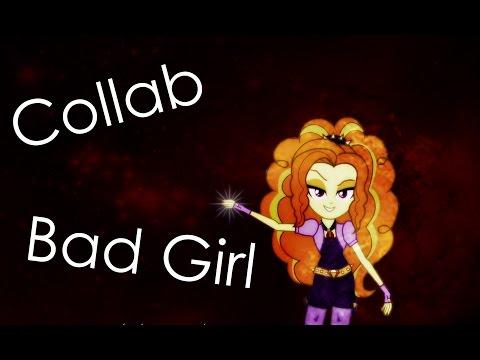 [Collab] Bad Girl [PMV]