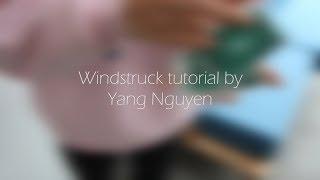 Windstruck tutorial by Yang Nguyen - Di.cardistry