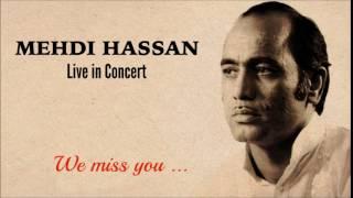 AAP KO BHOOL JAYEN HUM  mehdi Hassan live @ private mehfil