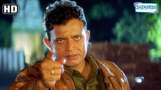 Mithun Chakraborty saves a Girl [HD] Mard [1998] Funny Action Scene - Bollywood Hindi Movie