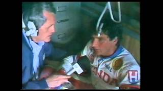 1986 Castrol Six Hour. Robert Holden And Malcolm Campbell Interviews