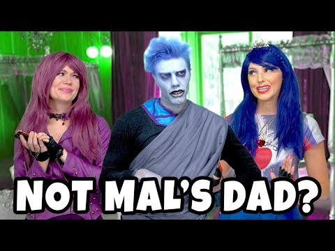 Xxx Mp4 DESCENDANTS 3 HADES IS NOT MAL'S DAD WILL EVIE AND MAL STOP HIM Totally TV 3gp Sex