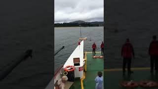 Lough Swilly Ferry Rescue, 29th August 2017