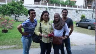 Fezrul Khan, Datin Anne Ngasri dan Darling Ngasri