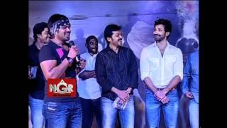 NGR - Eka veera Audio Launch - Manchu Manoj teases Aadi