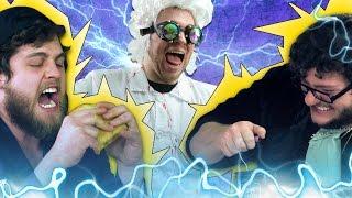 ELECTRIC SHOCK ⚡ DINNER DATE CHALLENGE! | Office Antics