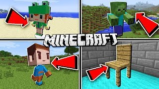 These Were REMOVED FROM MINECRAFT!