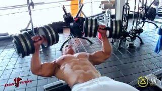 Julian Tanaka - Rutina de pecho  defición y volumen al mismo tiempo