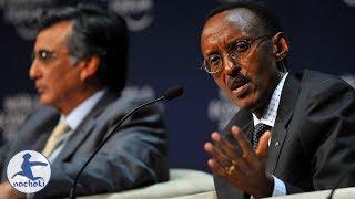 Rwandan President Destroys Bad African Leaders with Brutal Speech