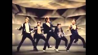 Hot sexy shirtless kpop boys video