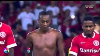 Brazilian Soccer Player Loses It On His Own Fans
