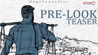 Ram Charan - Sukumar New Movie Pre Look Teaser | Samantha | #RC11Begins | TFPC