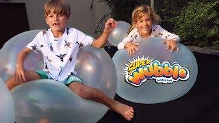 Super WUBBLE BUBBLE Ball Family Fun TIME