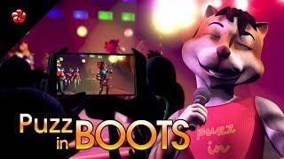 PUZZ IN BOOTZ ♥ Rock band from Mr.Kumaran ♥ First malayalam animation movie with Suraj Venjaramoodu