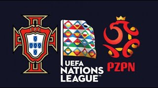 FIFA 19 PORTUGAL VS POLAND UEFA NATIONS LEAGUE