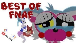 🐻Cutest! 😂Funniest! ❤️Most Romantic FNaF Cartoons!!! | Cutest FNaF Comic Animations