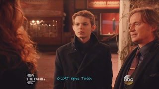 Once Upon A Time 5x19 End Scene Rumple Peter Pan & Zelena