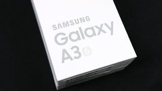 Unboxing: Samsung Galaxy A3 2016 (Deutsch)   SwagTab