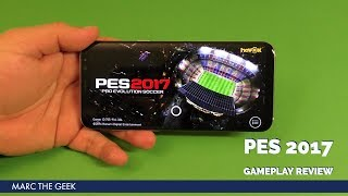 PES 2017 - Pro Evolution Soccer Gameplay Review