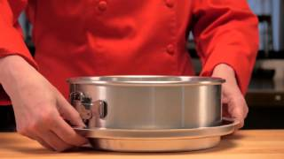 Chef's Planet Aluminum Springform Pan with Water Bath Basin at Bed Bath & Beyond