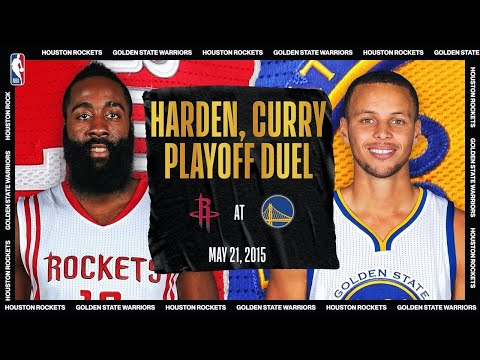 Harden & Curry Duel In Playoff Showdown NBATogetherLive Classic Game