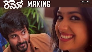 Remo Movie Making Video | Sivakarthikeyan | Keerthy Suresh | TFPC
