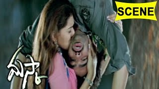 Hansika Kisses & Accepts Ram Love - Best Love Scene || Maska Movie Scenes