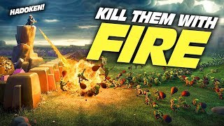Clash of Clans: EPIC TURBO WAR WITH VIEWERS!