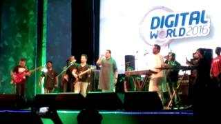 Bangla band song Azam khan song by Honerable ICT minister