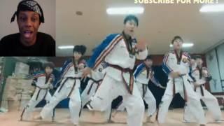 BTS FIRE Full Taekwon ver. Reaction!!