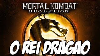 Mortal Kombat Deception - O REI DRAGÃO