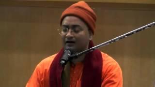 Bhajans | भजन by Swami Kripakarananda | Belur Math |  Sri Premendu Ghosh
