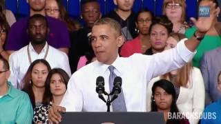 Barack Obama - Hotline Bling - Call me on my cell phone