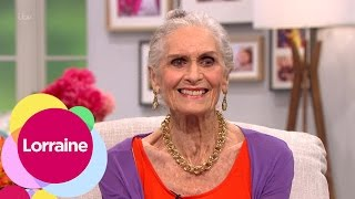 Daphne Selfe - Life As The World's Oldest Supermodel | Lorraine