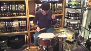 HM (HandMade) Custom Drums - German Made Stave Shell