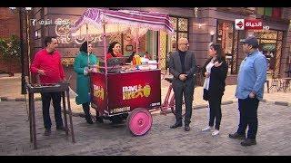قهوة أشرف - لقاء مع سالي وضحى وخالد أصحاب عربة قناوي بايك