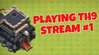 PLAYING TH9 #1 WITH BARCH