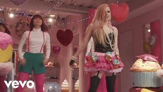 Avril Lavigne - Behind the Scenes of Hello Kitty - Part 2