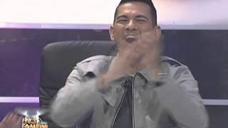 Melai Cantiveros, nakigulo bilang Kuya Kim Atienza